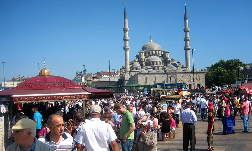 A nova-velha Turquia