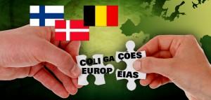Casos de coligações minoritárias na Europa