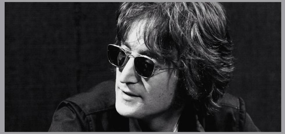 John Lennon faria hoje 75 anos
