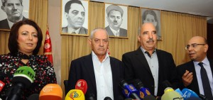 Nobel da Paz para quarteto da democracia tunisina