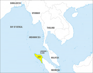 mapa-Sudeste-Asiatico