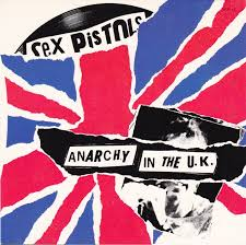 Sex pistols anarchy in the