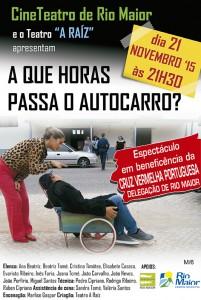 Cartaz Teatro CVP