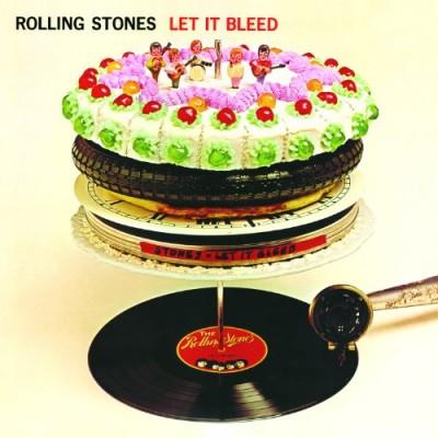 LET IT BLEED - STONES LP