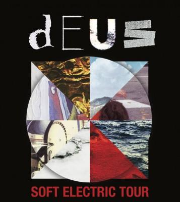 Os dEUS regressam a Portugal para dois concertos, dia 18 de Dezembro, no Theatro Circo em Braga, e dia 19 de Dezembro, na Aula Magna, em Lisboa.