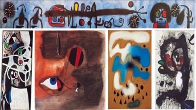 João Soares, Ministro da Cultura, revelou desejar que as obras de Miró sejam expostas na Fundação de Serralves