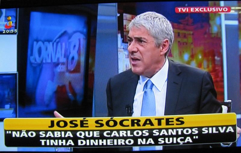 José Sócrates critica a estratégia do Partido Socialista de ficar à margem das presidenciais