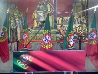 António Sobral, Assessor de Imprensa da Reitoria da Universidade de Lisboa, congratula-se com o facto de os 2 candidatos mais votados pertencerem a esta Universidade