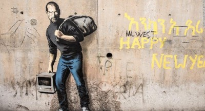 Banksy - Steve Jobs