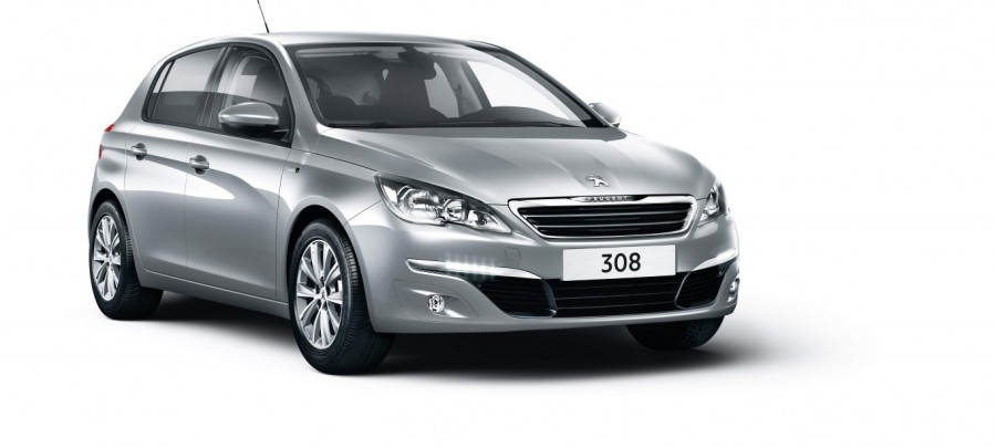 peugeot substitui 308 active pelo refor ado 308 style jornal tornado. Black Bedroom Furniture Sets. Home Design Ideas