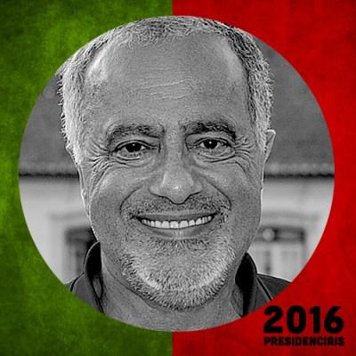Presidenciais 2016: Cândido Ferreira