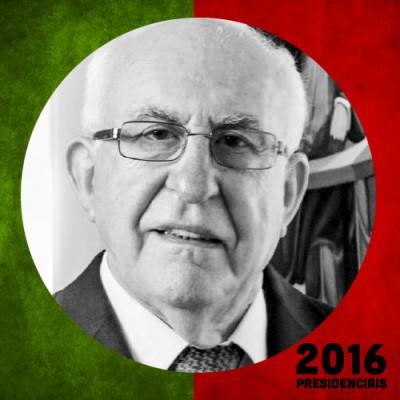 Presidenciais 2016: Henrique Neto