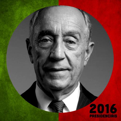 Presidenciais 2016: Marcelo Rebelo de Sousa