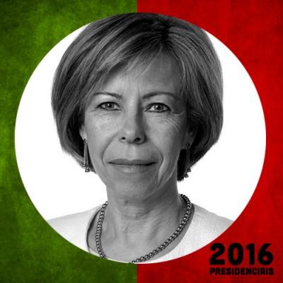 Presidenciais 2016: Maria de Belém