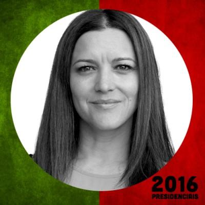 Presidenciais 2016: Marisa Matias