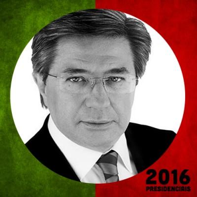 Presidenciais 2016: Paulo de Morais