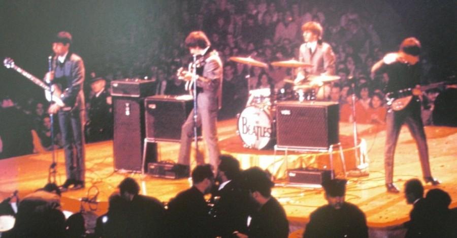 beatles 1964 washington