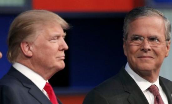 trump-vs-bush