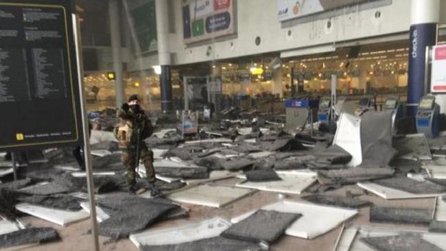 Bruxelas atentados 22 março