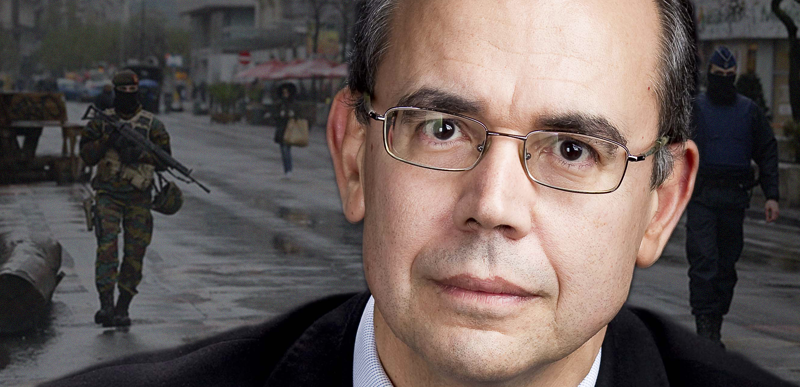"Viriato Soromenho-Marques: ""Estamos a promover o radicalismo terrorista"""