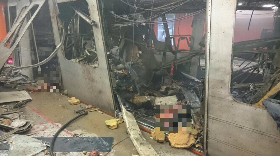 Bruxelas, atentado