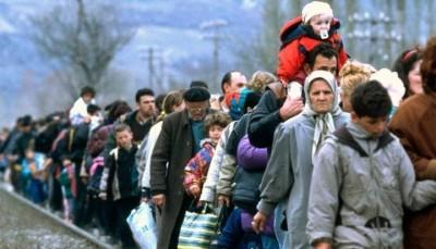 Os corredores humanitários nos Balcãs transformaram-se em corredores da morte para idosos e crianças