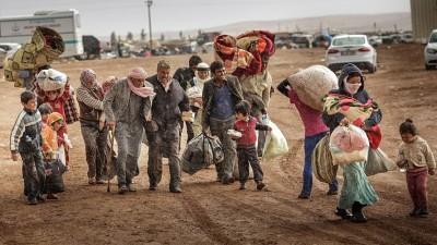 O problema dos refugiados resolve-se na própria Síria e nos países onde existam guerras