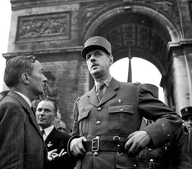 De Gaulle - putativo autor de uma frase sobre o Brasil... que nunca proferiu!
