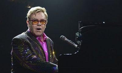 Elton John Moscow concert