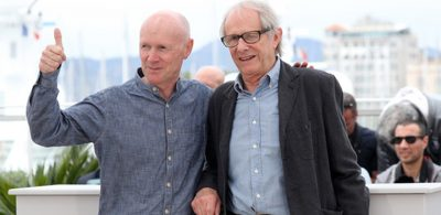 Daniel-Blake-e-Paul-Laverty-Cannes