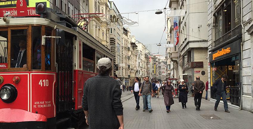 Istikal-caddesi
