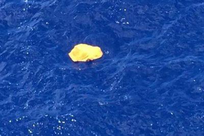 Corpos encontrados pela fragata grega tinham salva-vidas