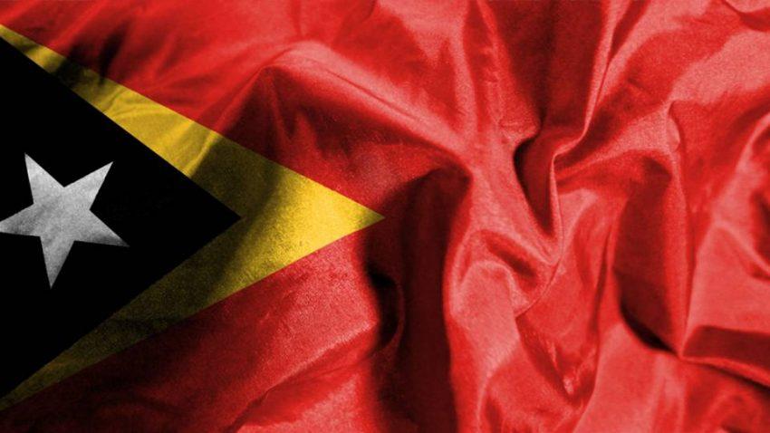 soberania de Timor