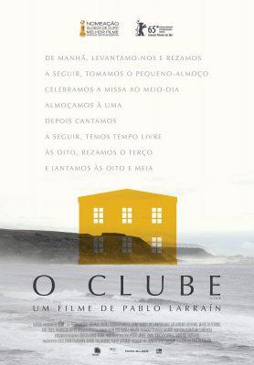 O Clube cartaz