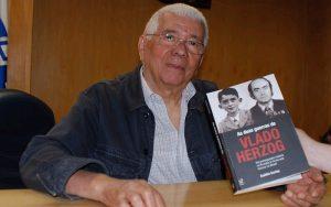 Audálio Dantas, Jornalista e escritor, autor do livro 'As duas guerras de Vlado Herzog'