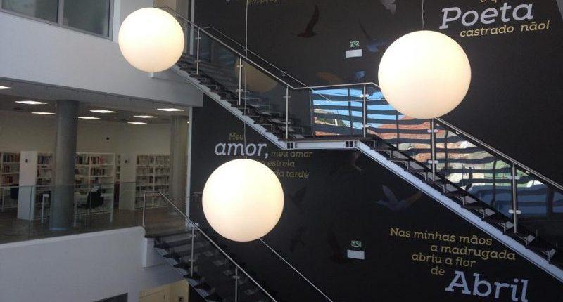 biblioteca ary dos santos