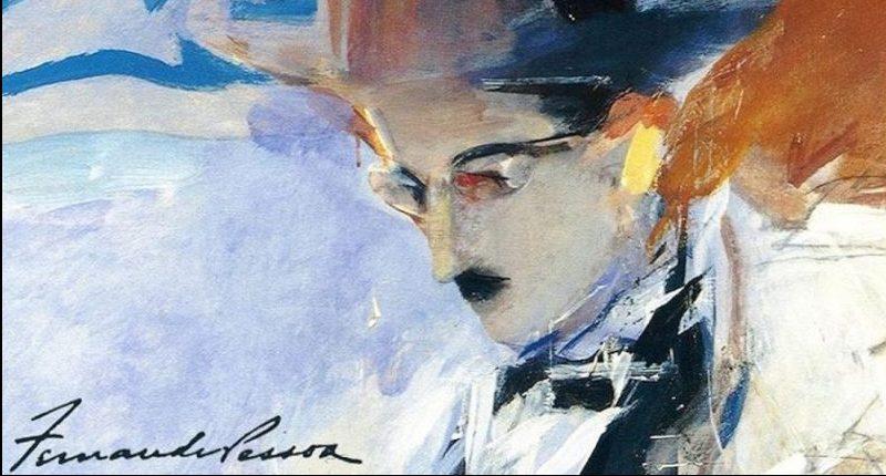 Retrato de Fernando pessoa - autor desconhecido