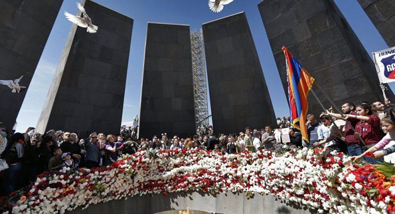 """Alemanha reconhece o """"genocídio arménio"""""""