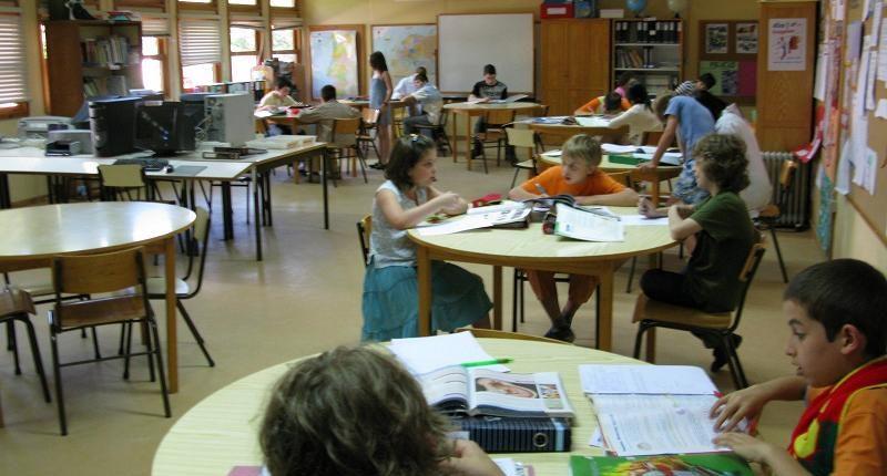 Em Portugal, a Escola da Ponte não tem salas de aula tradicionais