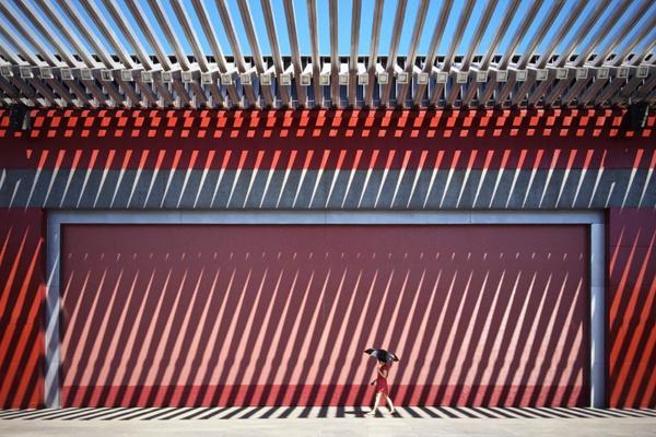 Arquitectura, 1º Prémio: Jian Wang
