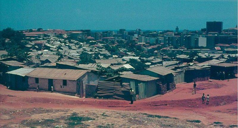 Luanda -musseques