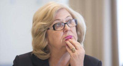 """Rimantė Šalaševičiūtė, afirmou que a """" Eutanásia pode ser uma boa opção para os pobres """""""