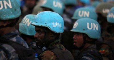UNMISS conduz uma acção de rastreio de armas e contrabando perto de Juba - UN Photo/Eric Kanalstein