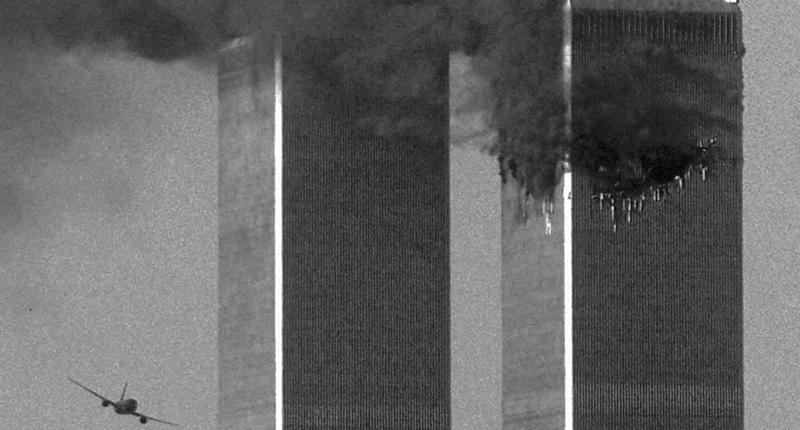 11 Setembro 2001 - Torres Gémeas