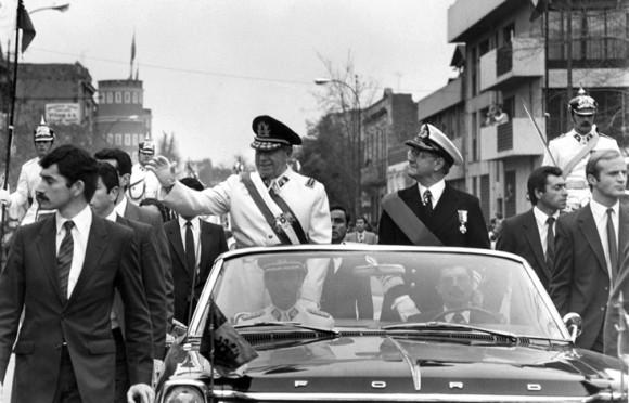 11 Setembro de 1973 - Chile Golpe de Estado