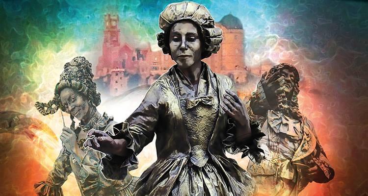 Sintra   Festival de estatuas vivas