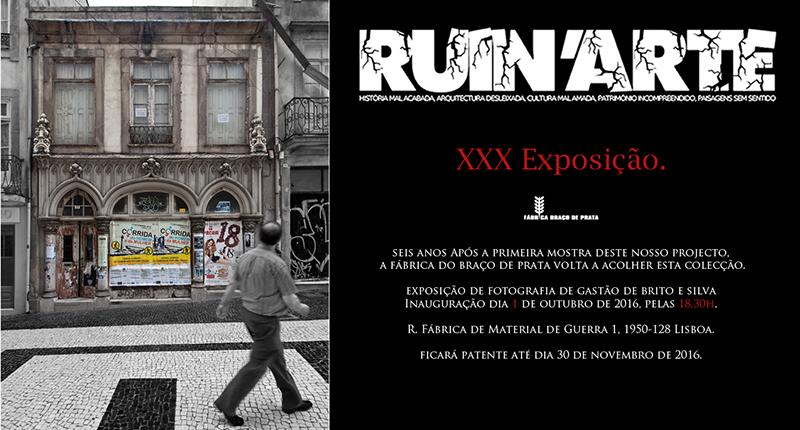 Ruin'Arte | XXX Expoisção (2016)