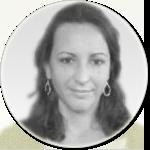 Caroline Césari, em Minas Gerais