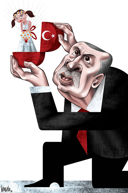 O anel de noivado   Turquia