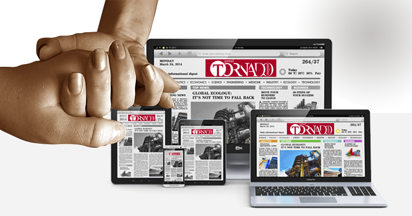 Apoie a Imprensa Livre e Independente - Jornal Tornado